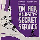 On Her Majesty&#x27;s Secret Service by AlainB68