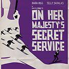 On Her Majesty's Secret Service by AlainB68