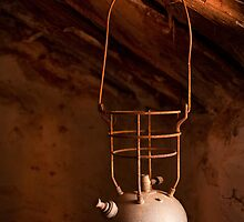 Antique kettle by Haggiswonderdog