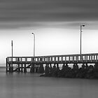 Wellington Point Pier by Lincoln Stevens