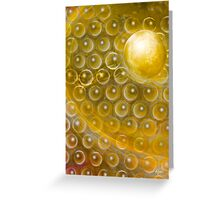 Space Hive 3_Birth Of A Star Greeting Card