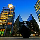 London Architecture by DavidGutierrez