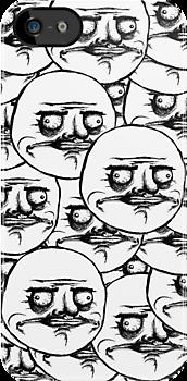 Me Gusta Troll Face MEME by eaaasytiger