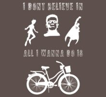 Bicycle Race by Gloskull