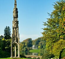 The Beauty of Stourhead ~ Wiltshire by Susie Peek