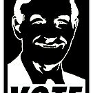VOTE Ron Paul 2012  by HighDesign