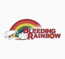 Bleeding Rainbow  by huckblade