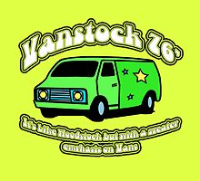 Van Stock 76' in Yellow with Black by HighDesign