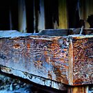 Artistic Old Mining Equipment by HeavenOnEarth