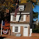 Betsy Ross House by DAVID  SWIFT