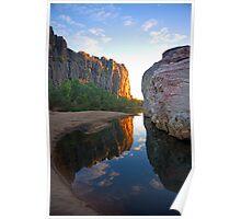 Windjana Gorge - Australian Wilderness Poster