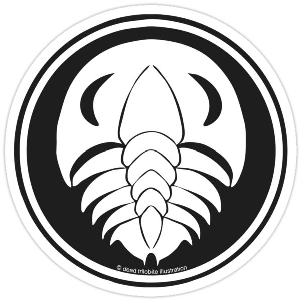 Trilobite Emblem by Asia Wiseley