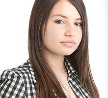 Stefani Samac Headshot. by lenautvic