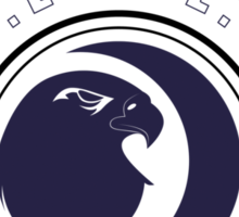 House Arryn Sports Badge Sticker