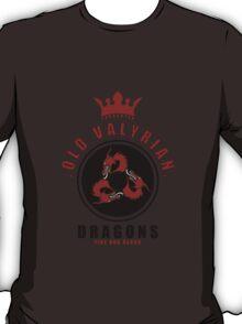 House Targaryen Sports Badge T-Shirt