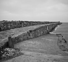 St. Andrews Pier by MikeFakhoury