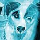 Ghost Dog by Diane  Kramer