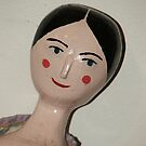 Wooden Doll by cuilcreations