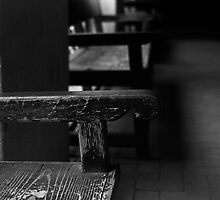 Weathered Bench by James2001