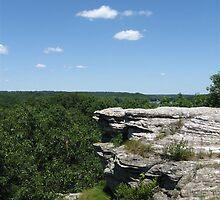 Castle Rock on the Rock by Gu88dek