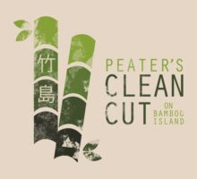 Peater's Clean Cut on Bamboo Island by Rachael Thomas