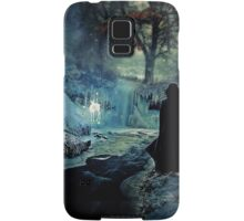 i-phone case -  The Silver Doe BIG/Harry Potter Samsung Galaxy Case/Skin