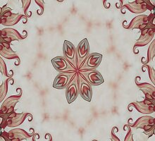 Baroque style red by Heidivaught