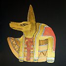 Anubis by Barbie Hardrock