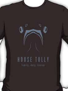 House Tully Minimalist T-Shirt T-Shirt
