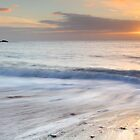 Thurlestone Sunset by garykingphoto