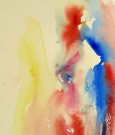 The Colour of Femininity No.1 by Nina Smart