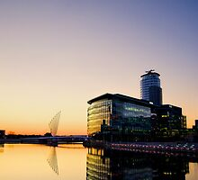 media city.. by Michelle McMahon