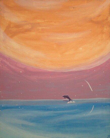 A New Horizon by taatofu2