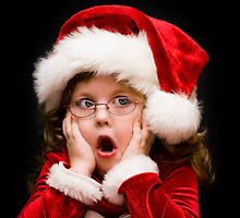 UH OH! Santa is that YOU! by Kristen  Caldwell