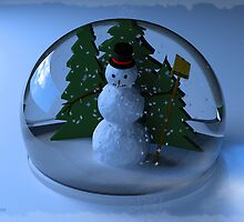 Snow Globe by Kevin Moore