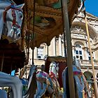 Carousel in Avingon by Dan Lauf