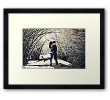 Love, Everlasting. Framed Print