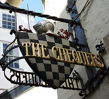 Chequers Pub by Englund