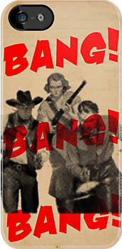 BANG! BANG! BANG! by Ross Robinson