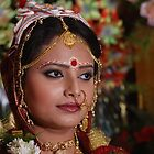Bengali Bride by JYOTIRMOY Portfolio Photographer