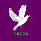 * Passion * Peace * Protection * A Wish For A T-Shirt: Peace by cectimm