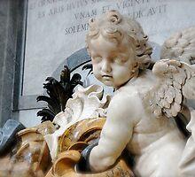 Angel. by Malcolm Clark