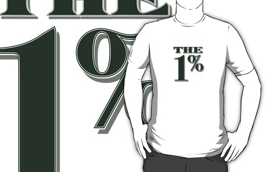 The 1% by astro17
