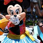 Soundsational Minnie Mouse by Jsprentallphoto