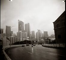 { gloomy city } by Lucia Fischer