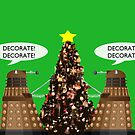 Decorate! Decorate! by Caffrin25
