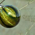 Christmas ~ waves a magic wand over the world... by Myillusions