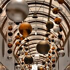 Carillon Arcade Christmas Decor by Elaine Teague