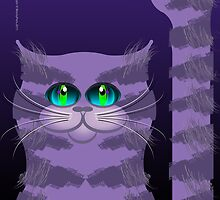 CARLOS THE CAT by peter chebatte
