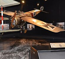Fokker, E.111, 'Eindecker', WW1 by bazcelt
